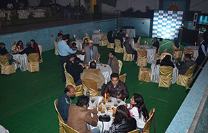 Venables Bowl Heritage Bar | Calcutta Rowing Club